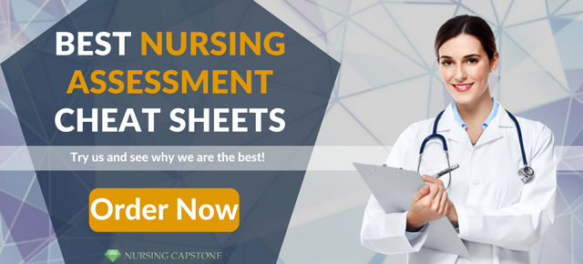 professional nursing cheat sheets