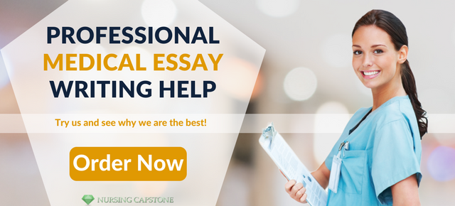 professional medical essay writing help