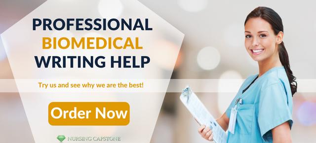 professional biomedical writing help