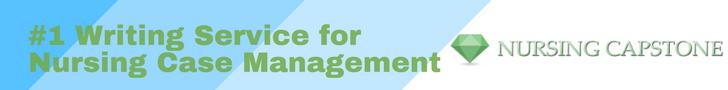 case management nursing writing