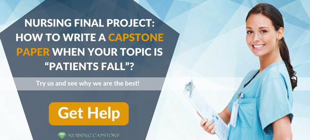 how to write a capstone paper tips