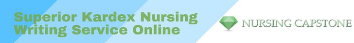 kardex nursing assistance online