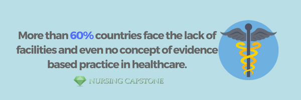 evidence based practice in healthcare statistics