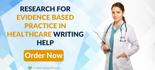 research for evidence based practice in healthcare writing help