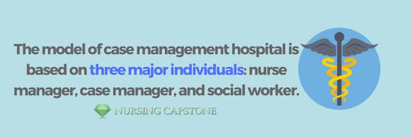 case management hospital model
