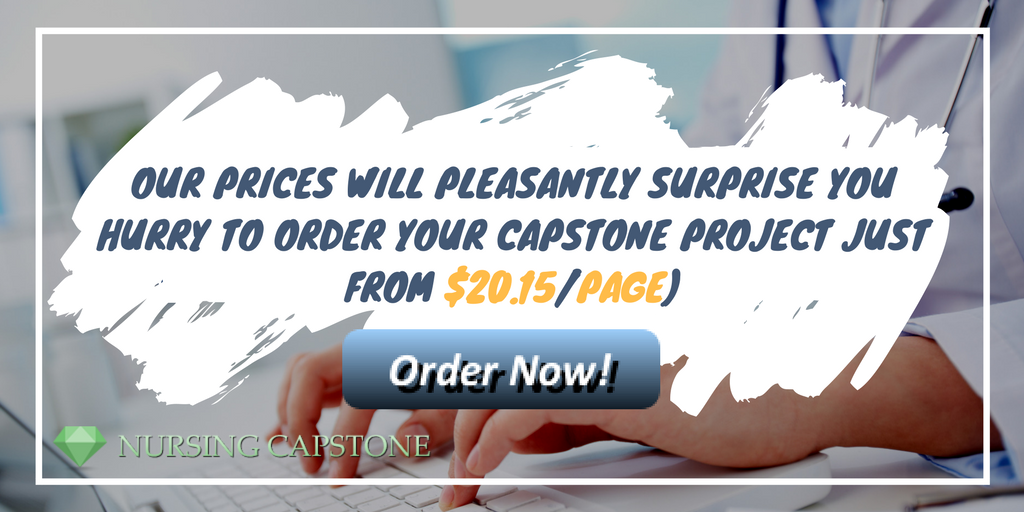 dnp capstone projects professional help