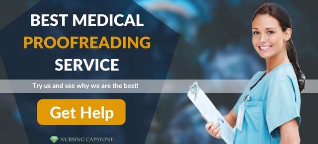 best medical proofreading service