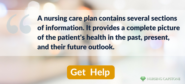 developing a nursing care plan step by step