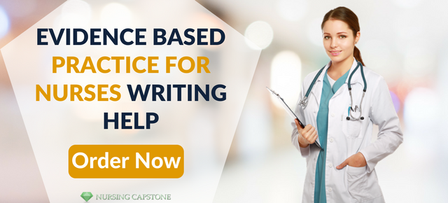 evidence based practice for nurses writing help