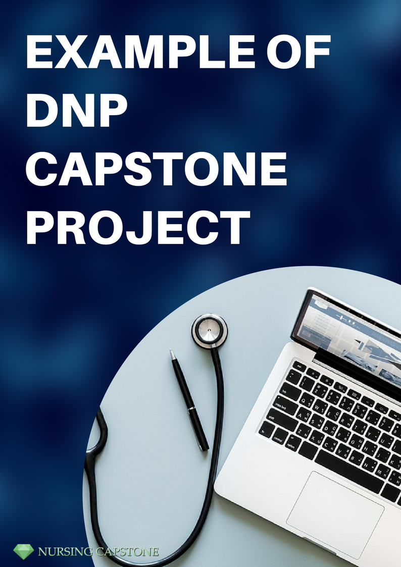 dnp capstone project sample
