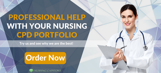 help writing nursing cpd portfolio