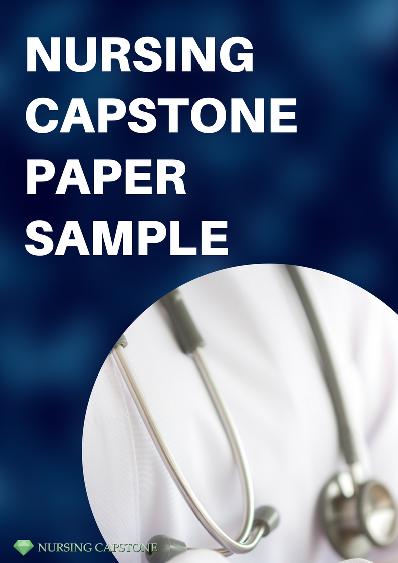 examples of capstone projects for nursing