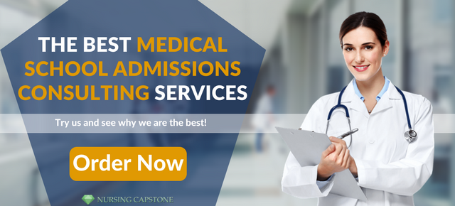professional medical school admissions consulting