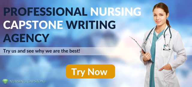 professional nursing capstone experts